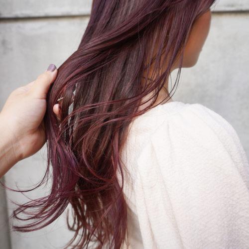 髪にやさしい炭酸シャンプーイメージ